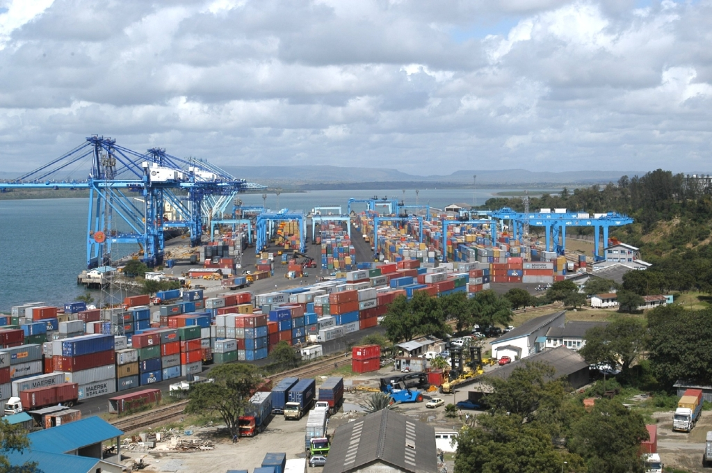 Port of Mombasa