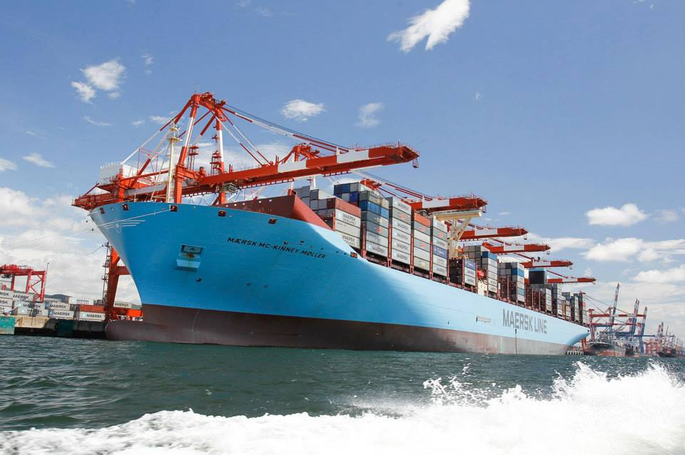 Maersk MC Kinley Moller